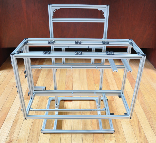 Custom computer case